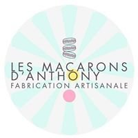 Les Macarons d'Anthony, boutique-atelier à Uzès