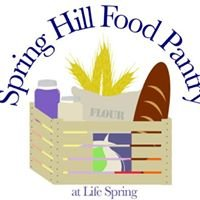 Spring Hill Food Pantry at Life Spring Church