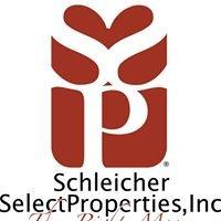 Schleicher Select Properties - SSP