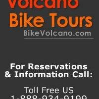 Bike Volcano Tours