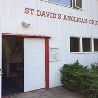 St. David's Anglican Church Castlegar