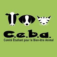 Comité Étudiant du Bien-Être Animal: CEBA