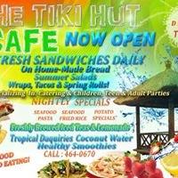 The Tiki Hut Cafe