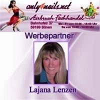 Lajana Lenzen Nageldesign-mobile Fußpflege