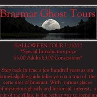 Braemar Ghost Tours