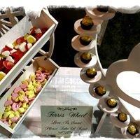 DesignbyMartine - Sweet Ferris Wheel/Sweet Products/Ferrero Rocher Stands/