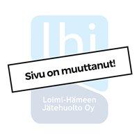 Loimi-Hämeen Jätehuolto Oy
