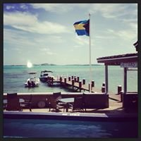 Latitudes Bar & Grill @ Exuma Beach Resort.