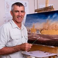 Mark Coombe Outback Art