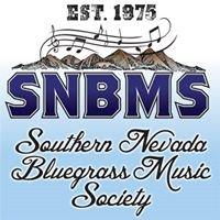 Southern Nevada Bluegrass Music Society