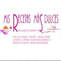 Cursos-Mis recetas más Dulces