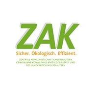 ZAK- Zentrale Abfallwirtschaft Kaiserslautern AöR