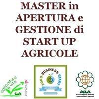 Master in Apertura e Gestione di Start up Agricole