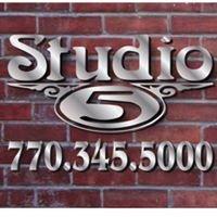 Studio 5 Salon Inc.  (770) 345-5000