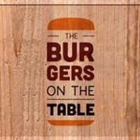 The Burgers On The Table