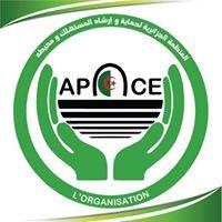 L'Organisation APOCE المنظمة الجزائرية لحماية المستهلك