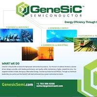 Genesic Semiconductor Inc.