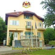 Embassy of Malaysia in Belgrade