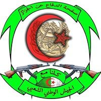 صفحة الدفاع عن الجزائر