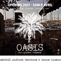 Oasis gruissan