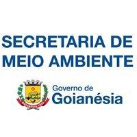 Meio Ambiente Goianésia - Gestão 2013/2016