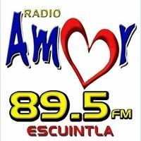 Radio Amor 89.5 FM, Escuintla Gt
