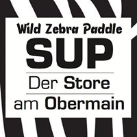 Wild Zebra Paddle