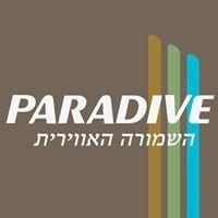 Paradive - צניחה חופשית פרדייב