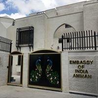 India In Jordan (Embassy of India, Amman)