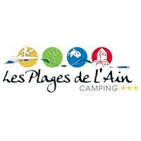 Camping les Plages de l'Ain
