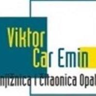 "Gradska knjižnica i čitaonica ""Viktor Car Emin"" Opatija"