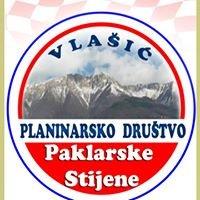 "Planinarsko Drustvo ""Paklarske Stijene"" Travnik"
