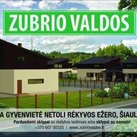 Zubrio valdos - nauja gyvenvietė Šiauliuose