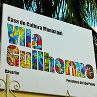 Casa de Cultura Vila Guilherme - Casarão