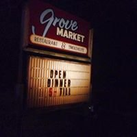 The Grove Market Smokehouse Restaurant
