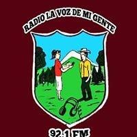 Red de Comunicadores Occidente/ Radio La Voz de Mi Gente 92.1FM