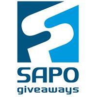 SAPO giveaways
