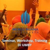 Seminar - Universitas Mercu Buana Yogyakarta