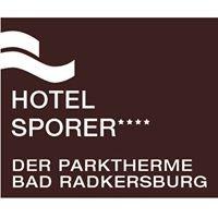 Hotel Sporer der Parktherme Bad Radkersburg