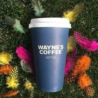 Wayne's Coffee i Ås