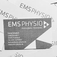 EMS Physio Personal Training