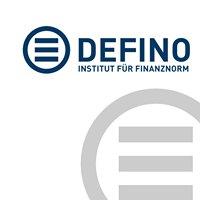 Defino - Institut für Finanznorm GmbH