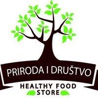 Priroda i Društvo Healthy Food Store