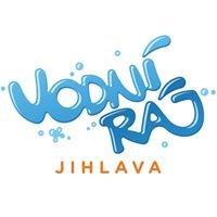 Aquapark Vodní ráj Jihlava (oficiální fb stránka)