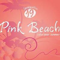 Pink Beach Senigallia