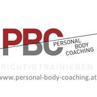 Personal Body Coaching