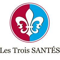 Клубный фитнес Les Trois Santés
