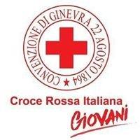 Giovani della Croce Rossa Italiana di Torre del Greco