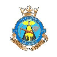 374 F/L Chisholm Royal Canadian Air Cadets