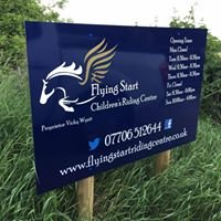 Flying Start Children's Riding Centre